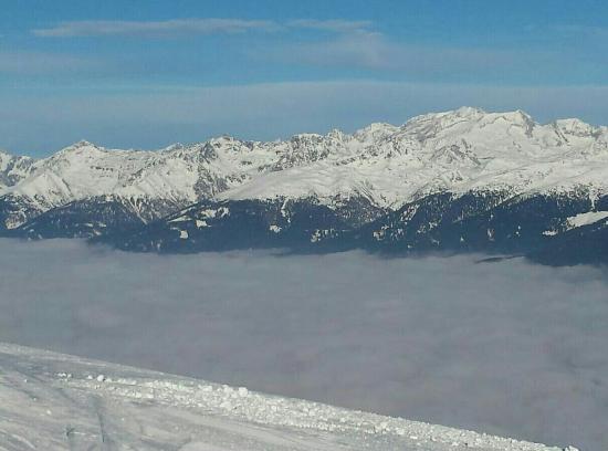 Sydtyrol, Italien: Nubi a valle