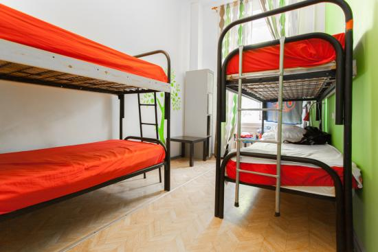 Cubahostel: 4 Bed Dorm