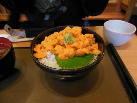 Picture of uni murakami hakodate honten for Ashiya japanese cuisine