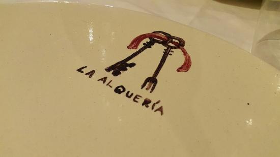 Ráfales, España: Restaurante La Alqueria