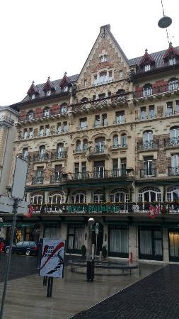 Hotel Ginevra : Hotel longemalle
