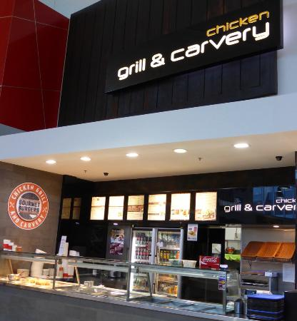 West Lakes, ออสเตรเลีย: Chicken Grill & Carvery
