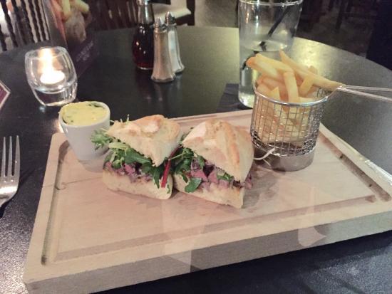 Clayton le Moors, UK: Fabulous food!!!!