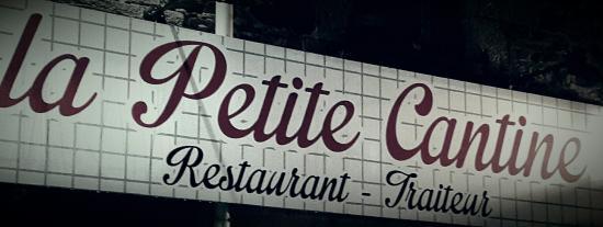 Pleurtuit, Франция: La petite cantine