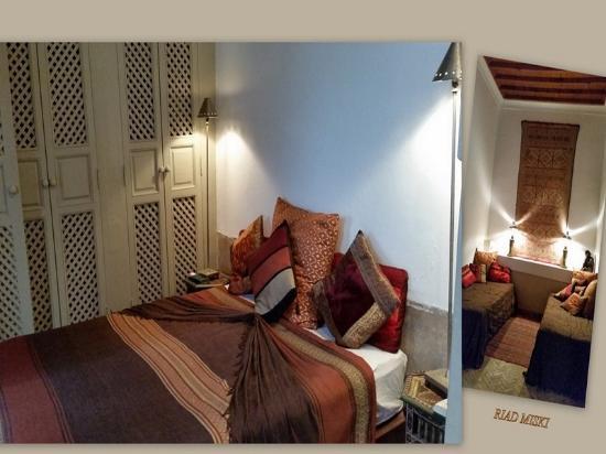 Riad Miski: Chambre familiale Raz-el-hanout