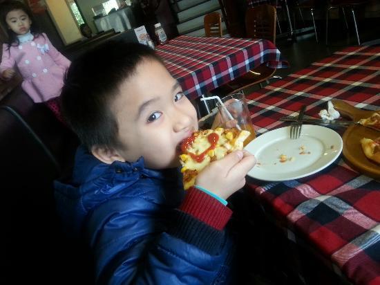 Pepperoni's Pizza : We love pizza ^^