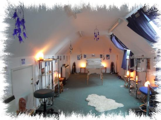 Thame, UK : Therapy Room