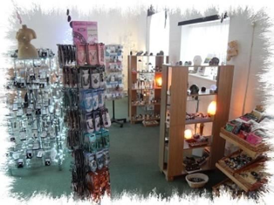 Thame, UK: Crystal Shop - Adwell
