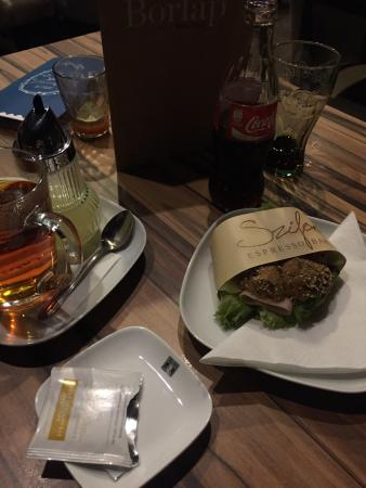 Nyiregyhaza, Hungría: Szifon Espresso Bar