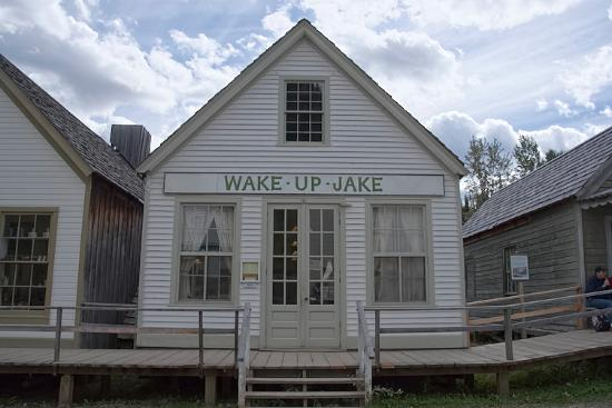 ‪Wake-Up Jake Restaurant‬