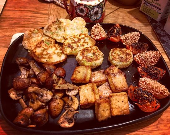 Cockermouth, UK: A most wonderful vegan breakfast!!