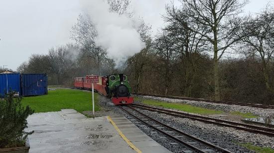 Kirklees Light Railway: 20160131_113816_large.jpg