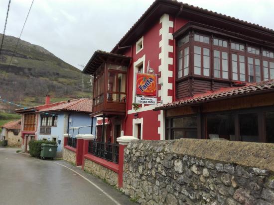 Ardisana, Spanien: Entrada