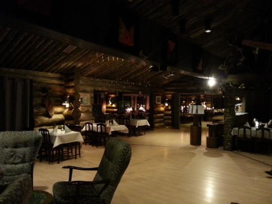Luosto, Finland: Restaurant kelo