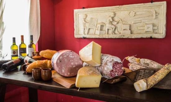 Taberna Marciani Aquileia