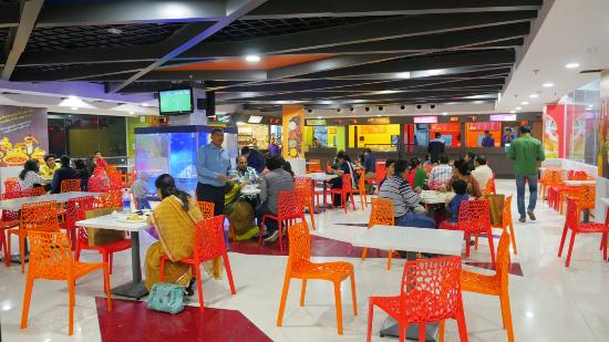 Omg Food Court & Party Hall: Bigger & Better!!