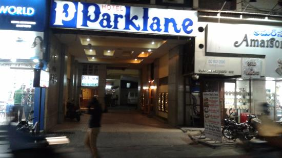 Hotel Park Lane Restaurant