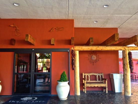 Doubletree By Hilton Hotel Santa Fe Santa Fe Nm