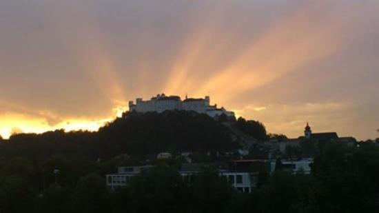 Festung Hohensalzburg, Salzburg, Austria (c) BZ