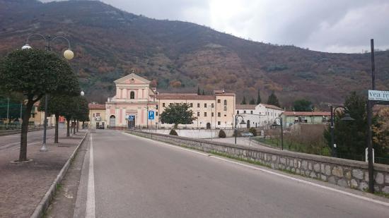 Casa dei Missionari Redentoristi : La prima sede dei padri missionari redentoristi istituita da Sant'Alfonso Maria dei Liguori
