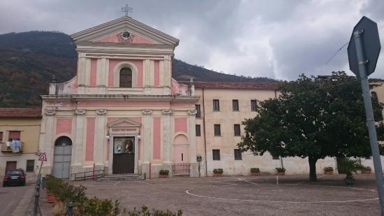 Mercato San Severino, إيطاليا: La prima sede dei padri missionari redentoristi istituita da Sant'Alfonso Maria dei Liguori