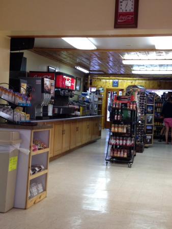 Torrey, UT: General store