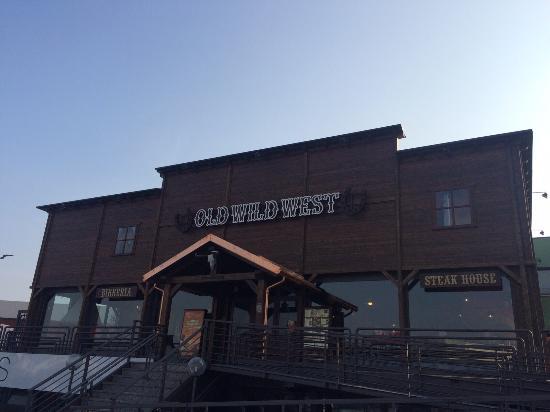 old wild wild west