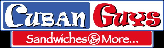 Cuban Guys Restaurants Westland Mall Logo