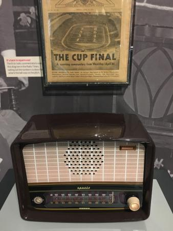 National Football Museum: photo1.jpg