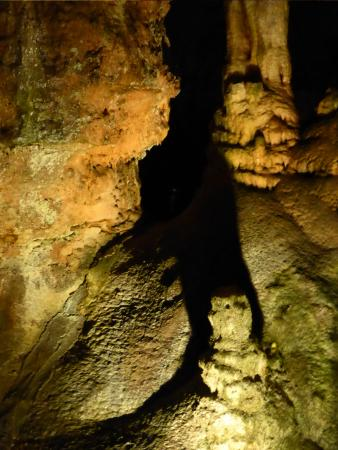Onyx Cave Park: Inside the cave