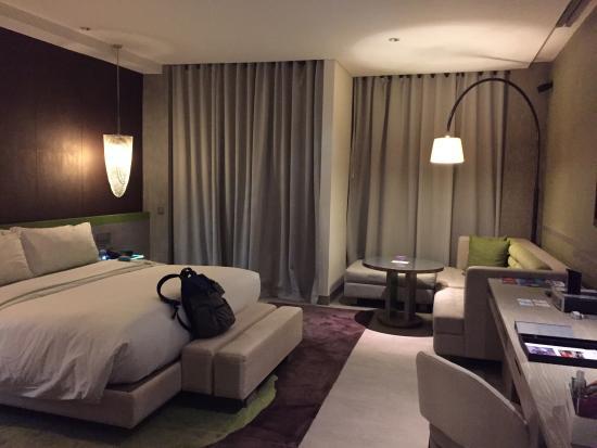 W Retreat & Spa Bali - Seminyak : Cool room 3xx