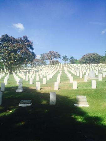 Corozal American Cemetery and Memorial