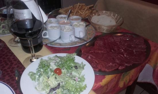 Thann, Fransa: Restaurant Pizzeria Valentino