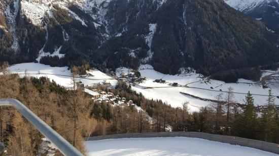 Kals am Grossglockner, Østerrike: Gourmet Tempel ( zum Hotel gehörig)