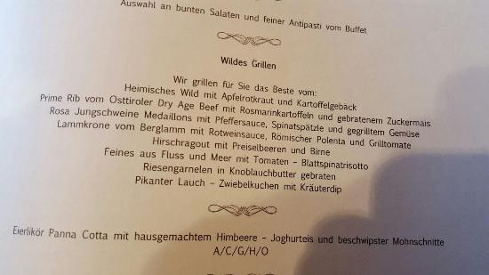 Kals am Grossglockner, Østerrike: Outstanding kitchen
