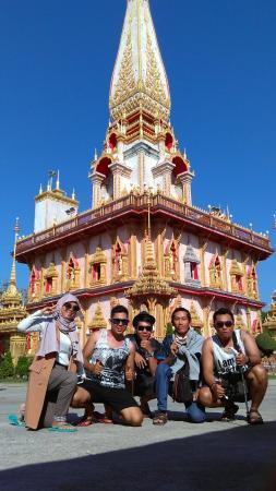 Phuket Town, Tayland: IMG_20160131_155027_large.jpg
