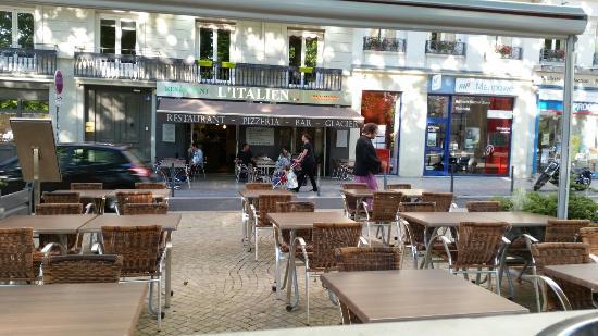 Restaurant St Etienne