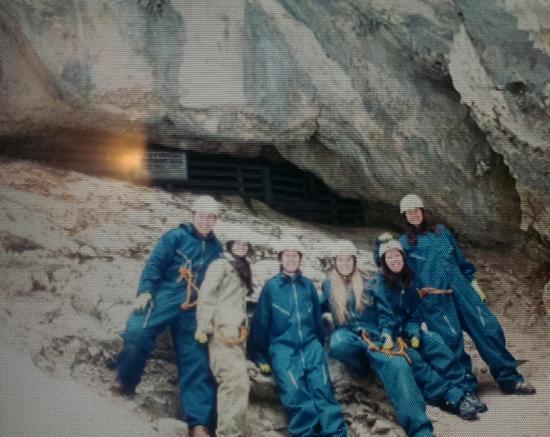 Foto de Rat's Nest Cave at Canmore Caverns