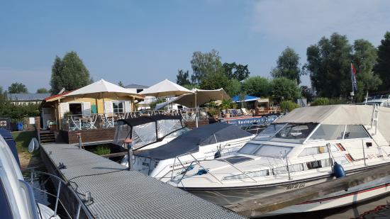 Marina am tiefen See - Bootsverleih Just for fun