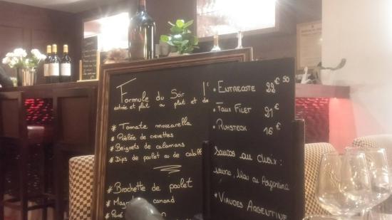 Restaurant Cote Place Saint Maur