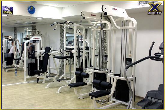 X Sport Gym