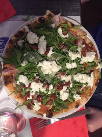Vertou, Francia: Kimo Pizza