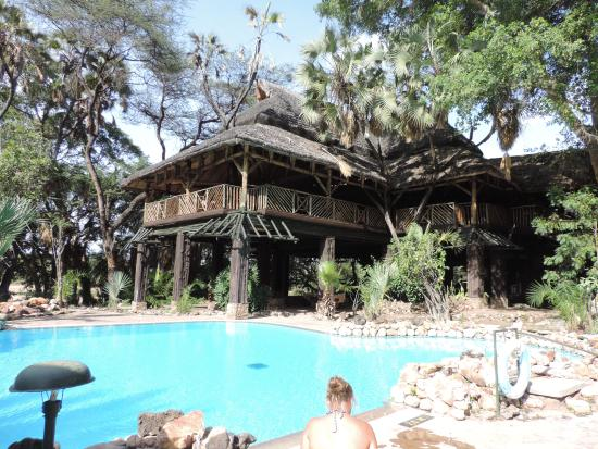 Sarova Shaba Game Lodge Picture
