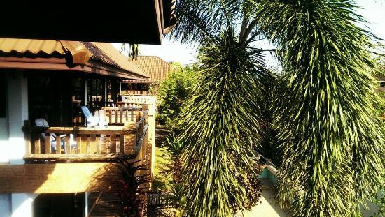 Baanrimnam Resort: Вид с балкона