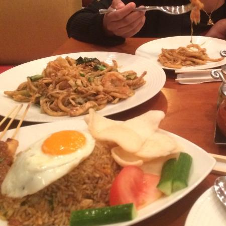 Had A Good Dinner Food Was Tasty Picture Of The Noodle House Dubai Mall Dubai