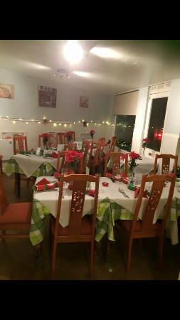 Bexhill-on-Sea, UK: Christmas party