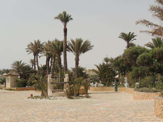 Zita Beach Resort: Le zita de Zarzis en Tunisie
