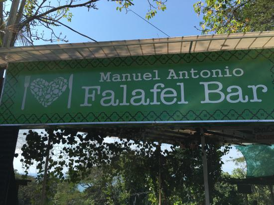 Falafel Bar: Great place, the food was very tasty