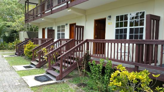 Burrell Boom, Belize: Our home away from home.
