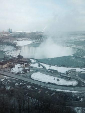‪‪Marriott Niagara Falls Fallsview Hotel & Spa‬: Romantic getaway‬